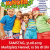16. Hennefer KinderSportFest am 21. August 2021