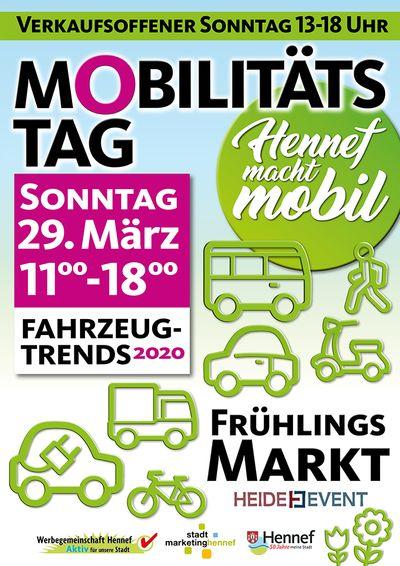"""Am 29. März heißt es wieder """"Hennef macht mobil""""."""