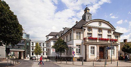 Hennef Stadt: Infos, Ämter, Öffnungszeiten